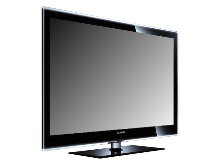 test lcd tv samsung ue40b7090 audio video foto bild. Black Bedroom Furniture Sets. Home Design Ideas