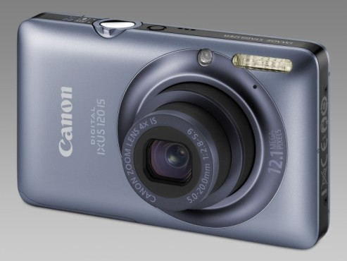 Canon Ixus 120 IS © COMPUTER BILD