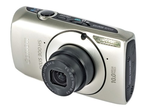 Canon Ixus 300 HS ©COMPUTER BILD