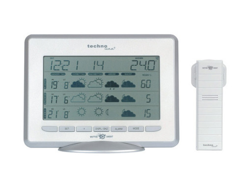 TechnoLine WD 1800: Wetterstation
