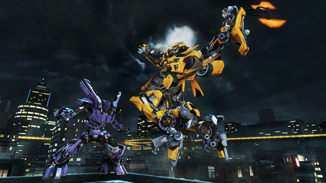 Transformers � Revenge of the Fallen: Bumblebee