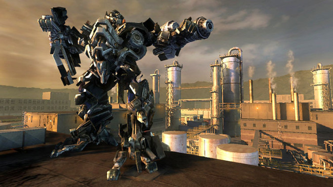 Transformers � Revenge of the Fallen: Ironhide