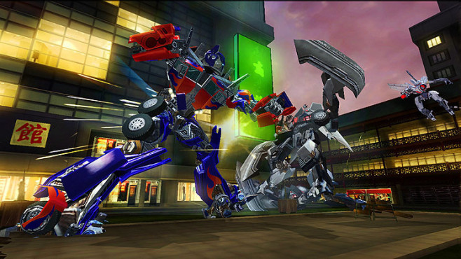 Transformers – Revenge of the Fallen: Optimus Prime