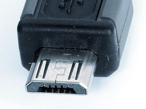 Micro-USB-Stecker (Typ B)