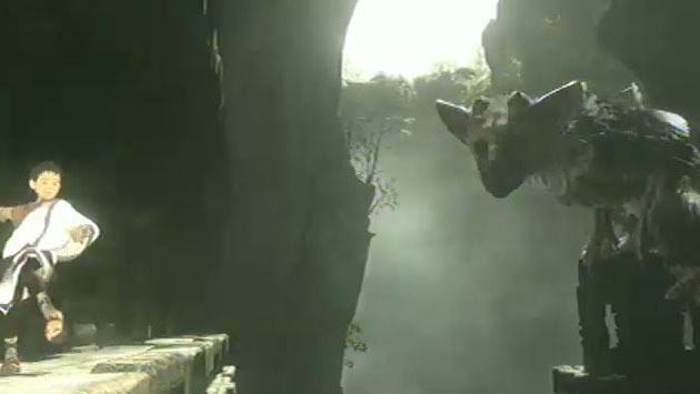 Sony Pressekonferenz E3 2009: The Last Guardian
