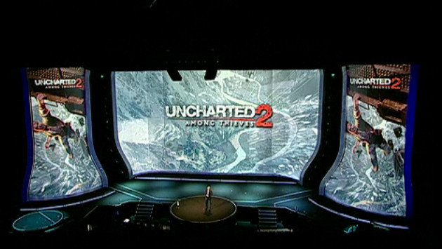 Sony Pressekonferenz E3 2009: Uncharted 2 � Among Thieves