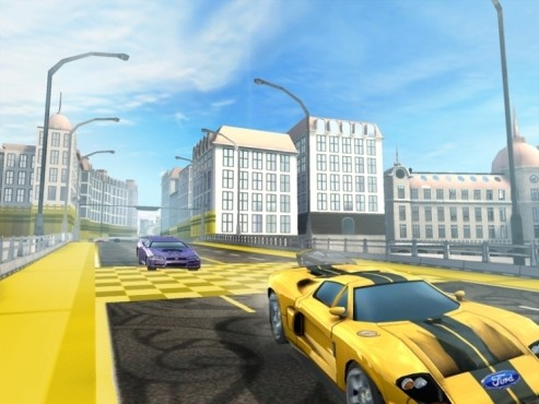 Rennspiel Need for Speed – Nitro: Ziellinie