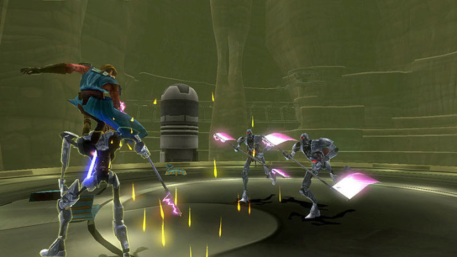 Actionspiel Star Wars – The Clone Wars – Republic Heroes: Geschichte