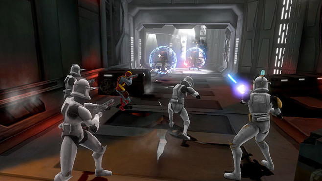 Actionspiel Star Wars – The Clone Wars – Republic Heroes: Klontruppen