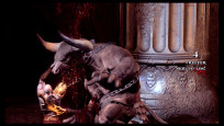 Actionspiel God of War 3: Minotaur
