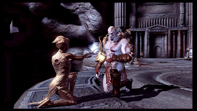 Actionspiel God of War 3: Pandora