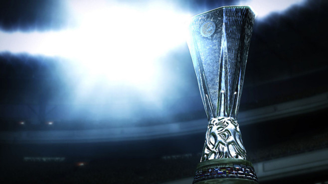Fußballspiel Pro Evolution Soccer 2010: Europa League Pokal