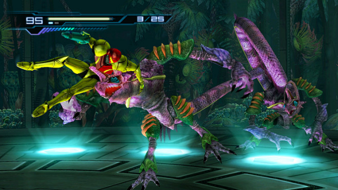 Actionspiel Metroid – Other M: Kooperation © Nintendo