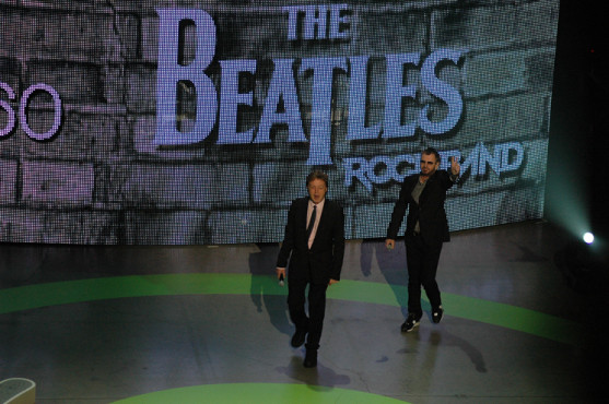 E3 2009 in Los Angeles: Beatles