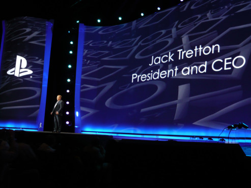 E3 2009 in Los Angeles: Jack Tretton