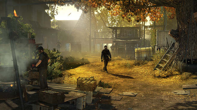 Actionspiel Homefront: Guerilla © THQ