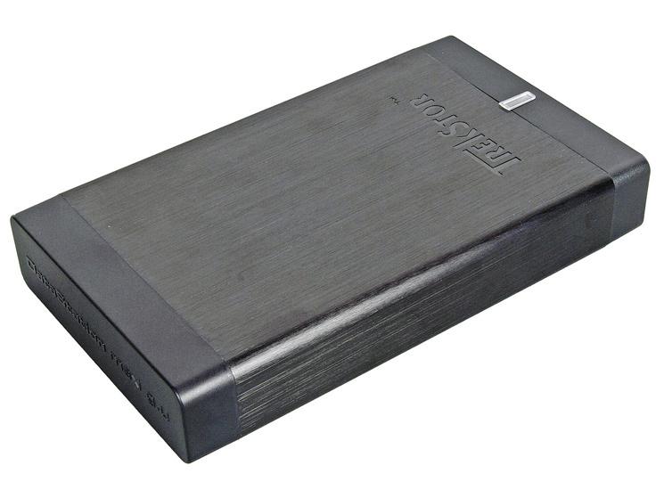 test externe 3 5 zoll festplatte trekstor datastation. Black Bedroom Furniture Sets. Home Design Ideas