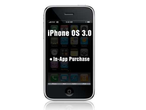 iPhone OS 3.0: In-App-Purchase