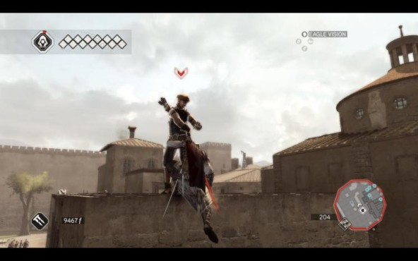 Actionspiel Assassin's Creed 2: Bogenschuetzen