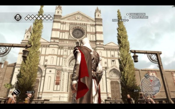 Actionspiel Assassin's Creed 2: Florenz