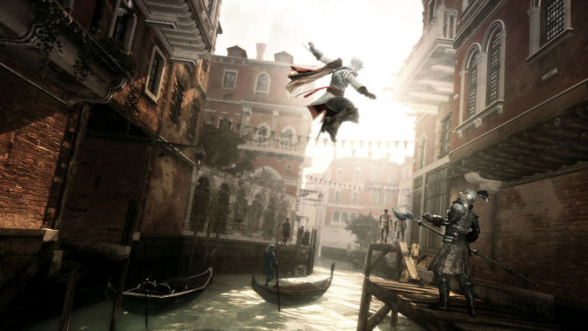 Actionspiel Assassin's Creed 2: Kanal