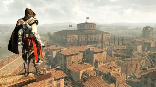Actionspiel Assassin's Creed 2: Pose