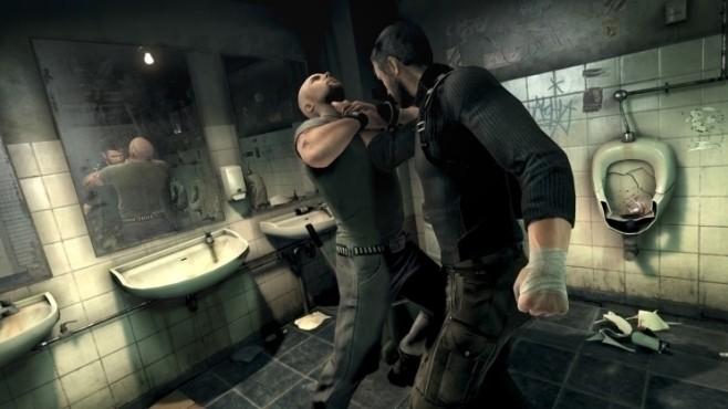 Actionspiel Splinter Cell – Conviction: Sam Fisher