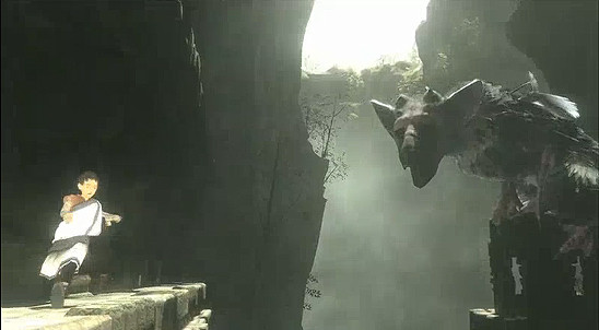 Actionspiele: The Last Guardian