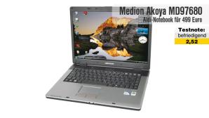 Video zum Test: Aldi-Notebook Medion Akoya E5214 MD97680