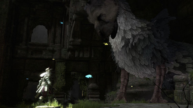 Actionspiel The Last Guardian: Gegner © Sony