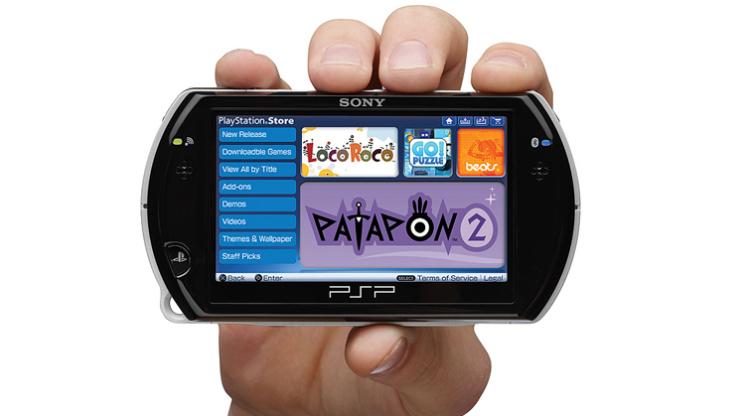PSP System Software Update