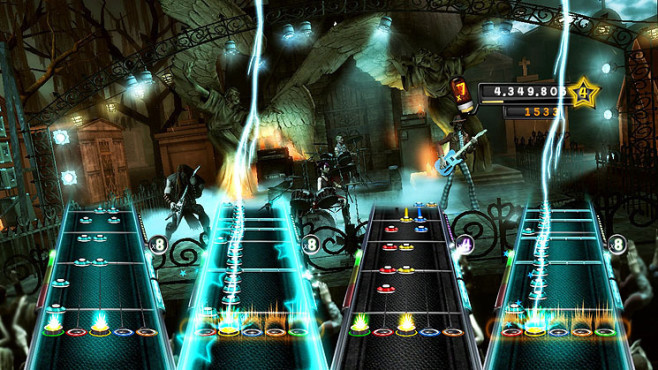 Musikspiel Guitar Hero 5: Starpower