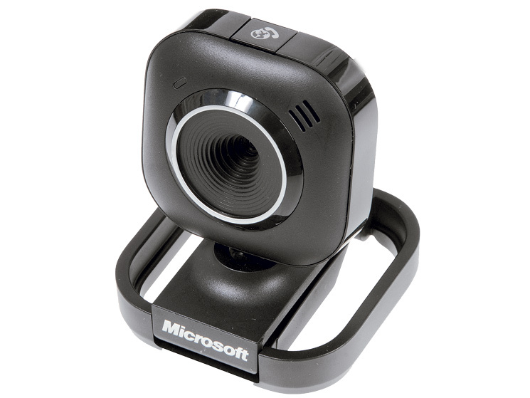 Microsoft vx 3000 desktop webcam