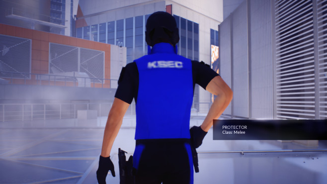 Mirror's Edge Catalyst Grafik © EA