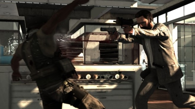 Actionspiel Max Payne 3: Duell © Rockstar Games