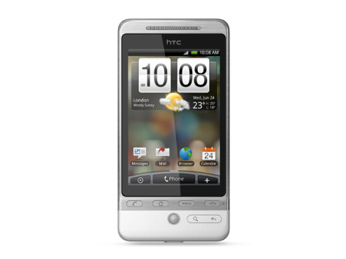 Android-Handy HTC Hero