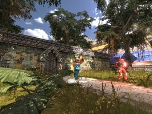 Actionspiel Serious Sam HD: Kettens�ge