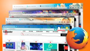 Die beliebtesten Themes für Firefox ©Mozilla