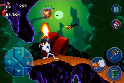 Earthworm Jim © Earthworm Jim