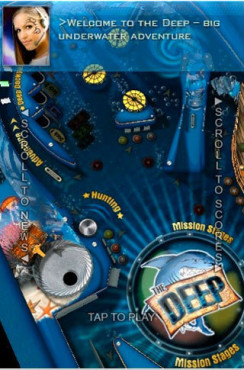 The Deep Pinball © The Deep Pinball