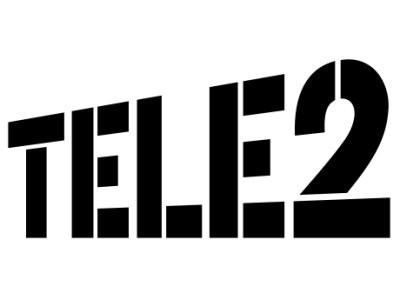 Tele2: Logo