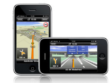Navigon MobileNavigator für Apple iPhone