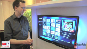 Video: IFA-Preview 2009 � neue LCD-TVs mit LED-Technik