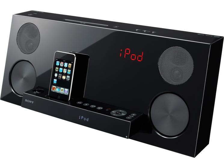 sony cmt z100ir ipod dockingstation und musikanlage audio video foto bild. Black Bedroom Furniture Sets. Home Design Ideas