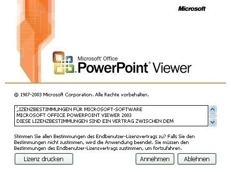 PowerPoint Viewer 2007