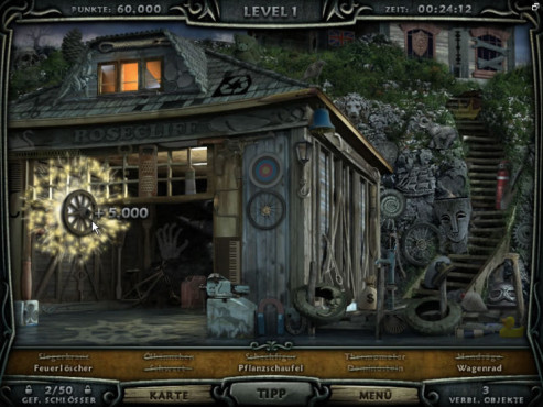 Download-Spiel der Woche: Escape Rosecliff Island © unknown