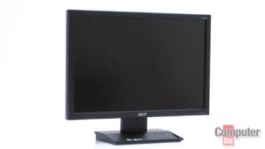 Video: 19-Zoll-Flachbildschirm: Acer V193WBb