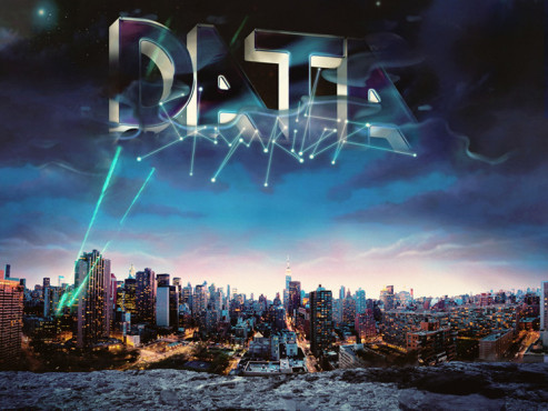 CD-Cover: Data – Skywriter