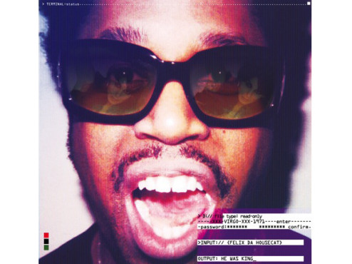 CD-Cover: Felix Da Housecat – He Was King