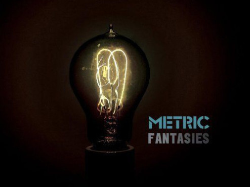 CD-Cover: Metric – Front Row